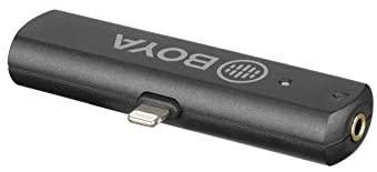 Boya BY-WM4 PRO K3 Lavaliera wireless pentru IOS [1]
