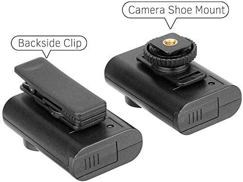 Boya BY-WM4 Pro-K2 Microfon tip Lavaliera Wireless Dubla 5