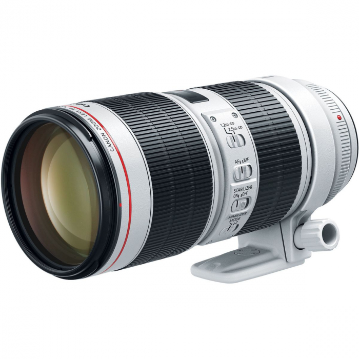Canon EF 70-200mm Obiectiv Foto DSLR f/2.8L IS III USM [0]