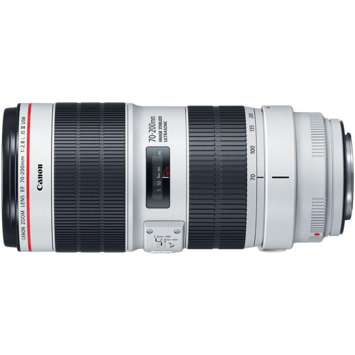 Canon EF 70-200mm Obiectiv Foto DSLR f/2.8L IS III USM [2]