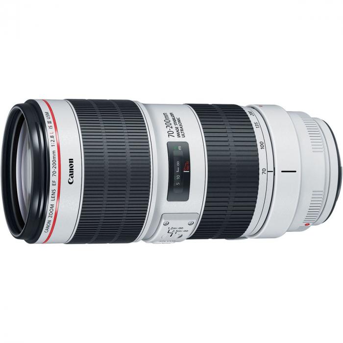 Canon EF 70-200mm Obiectiv Foto DSLR f/2.8L IS III USM [1]