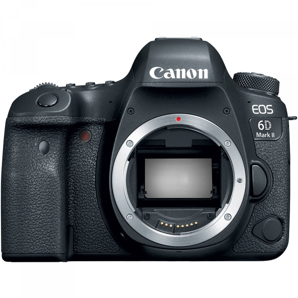 Canon EOS 6D Mark II Aparat Foto DSLR 26.2MP CMOS Body 0
