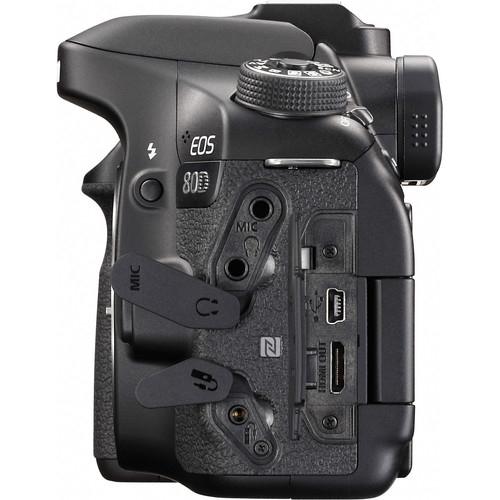 Canon EOS 80D Aparat Foto DSLR 24.2MP Kit cu Obiectiv EF-S 18-55 IS STM [8]