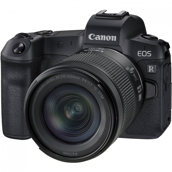 Canon EOS R Kit RF 24-105mm f/4-7.1 IS STM [1]