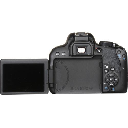 Canon EOS 800D Kit Aparat Foto DSLR 24.2MP cu Obiectiv EF-S 18-55mm f/4-5.6 IS STM 4