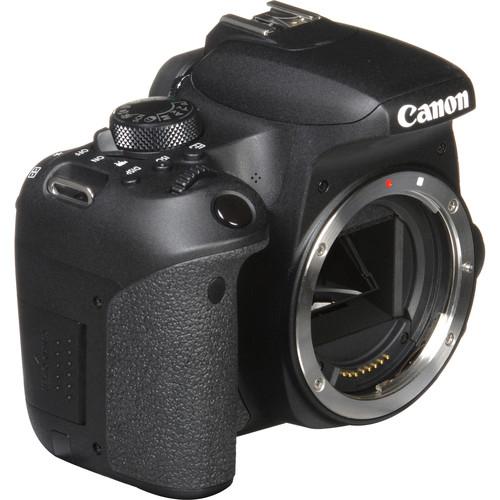 Canon EOS 800D Kit Aparat Foto DSLR 24.2MP cu Obiectiv EF-S 18-55mm f/4-5.6 IS STM 5