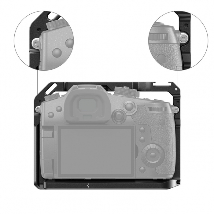 SmallRig CCP2646 Cage pentru Panasonic GH5 si GH5S [4]