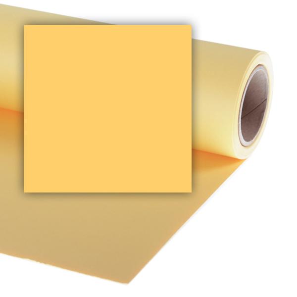 Colorama fundal foto galben Maize 2.72 x 11m [0]