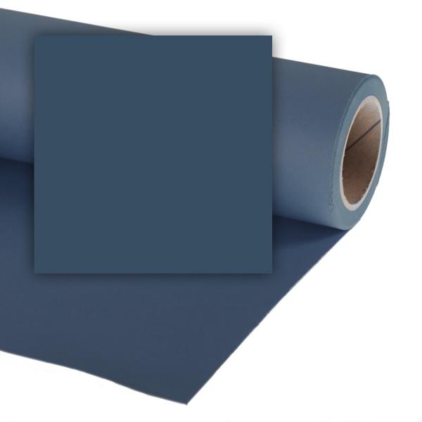 Colorama fundal foto albastru Oxford Blue 2.72 x 11m 0