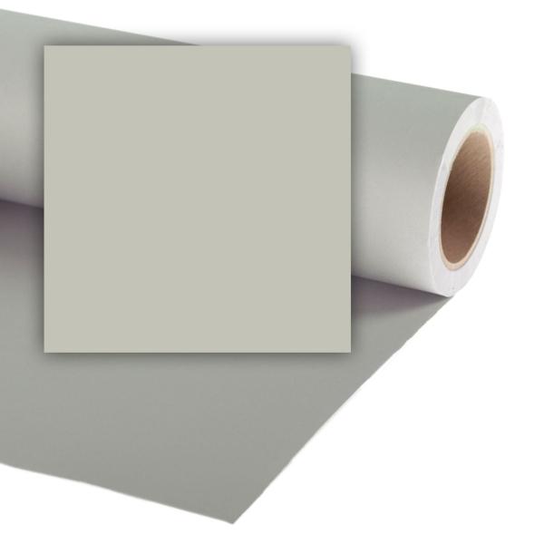 Colorama Fundal foto gri Platinum 2.72x 11m 0