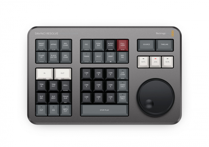 Blackmagic Design DaVinci Resolve Speed Editor + Davinci Resolve 17 Studio [2]