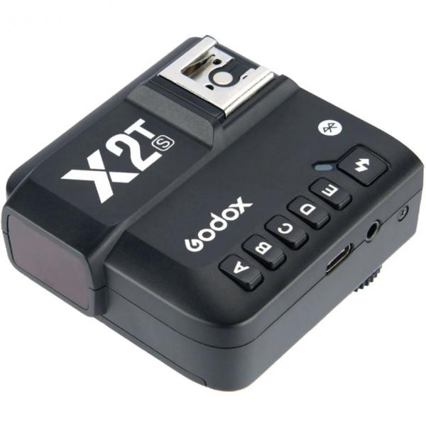 Godox X2T-S TTL Transmitator Wireless dedicat Sony 0