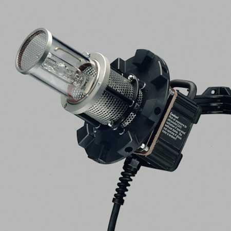 Dedolight Sursa de iluminare HMI DLH400S 400W Soft [0]