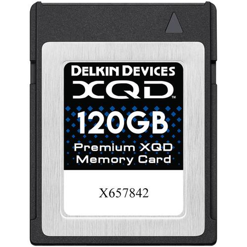 Delkin XQD 2933X R440/W400 120GB [0]
