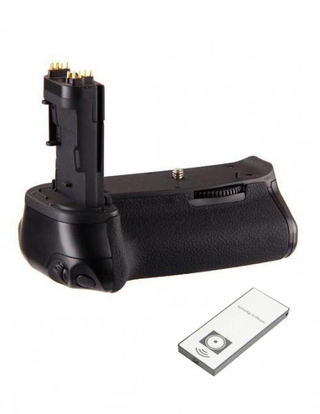 Digital Power Grip cu telecomanda compatibil Canon 6D MkII 0