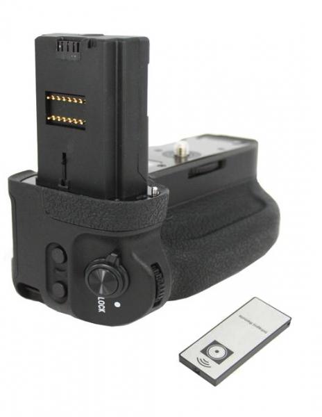 Digital Power Grip cu telecomanda compatibil Sony A7III 0