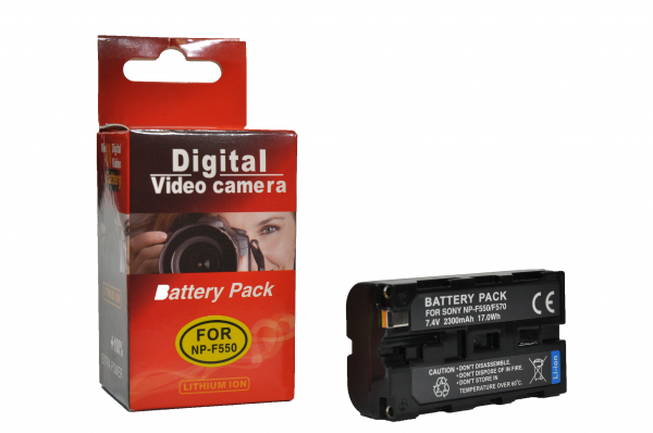 Digital Power NP-F550 Acumulator compatibil Sony 0