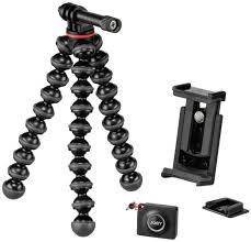 Joby GripTight Action Kit minitrepied flexibil cu telecomanda si microfon 3