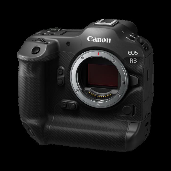 Canon EOS R3 - Aparat Foto Mirrorless Full-Frame [0]