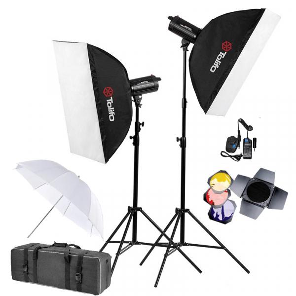 Tolifo Set Blit Foto 300W Start-up Complet 0