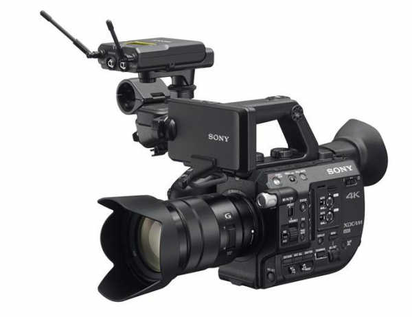 Sony PXW-FS5 Camera Video Super 35mm 1