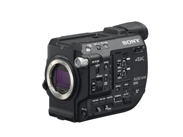 Sony PXW-FS5 Camera Video Super 35mm 0