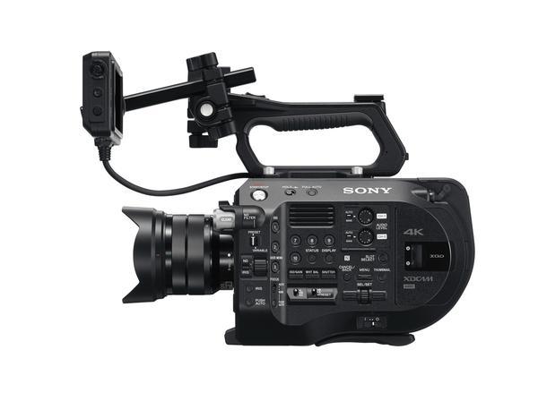 Sony PXW-FS7M2 camera video super 35mm 4K [4]