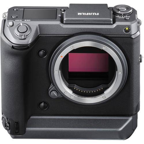 Fujfilm GFX100 Aparat Foto Mirrorless 102 MP Body 9