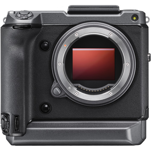 Fujfilm GFX100 Aparat Foto Mirrorless 102 MP Body 10