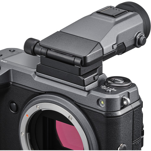 Fujfilm GFX100 Aparat Foto Mirrorless 102 MP Body 20