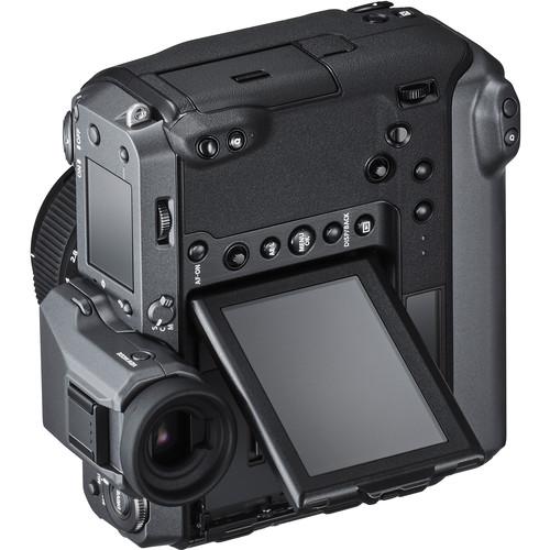Fujfilm GFX100 Aparat Foto Mirrorless 102 MP Body 6
