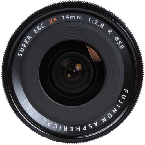 FujiFilm XF 14mm Obiectiv Foto Mirrorless f2.8 R [1]
