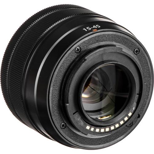 Fujifilm XC Obiectiv Foto Mirrorless 15-45mm f3.5-5.6 OIS PZ 3