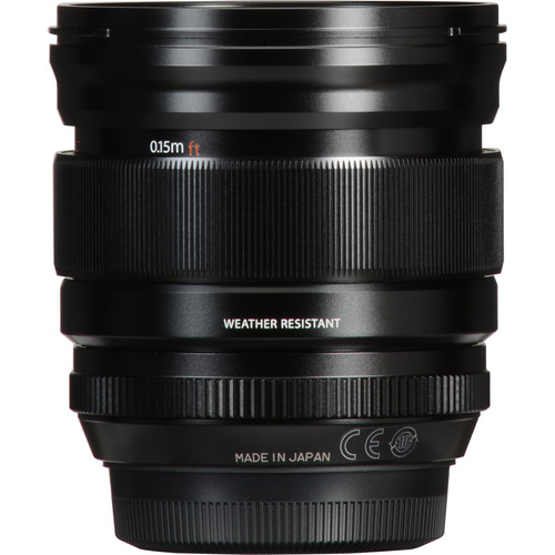 Fujifilm XF 16mm Obiectiv Foto Mirrorless f1.4 R WR 5
