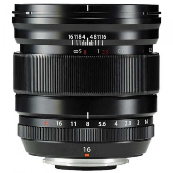 Fujifilm 16mm F1.4 R WR XF Obiectiv Foto 0
