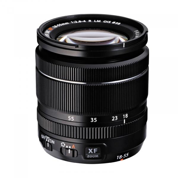 Fujifilm XF 18-55mm Obiectiv Foto Mirrorless f2.8-4 R LM OIS 0