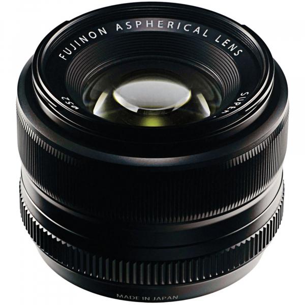 Fujifilm XF Obiectiv Foto Mirrorless 35mm f1.4 R 0
