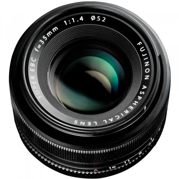 Fujifilm XF Obiectiv Foto Mirrorless 35mm f1.4 R 1