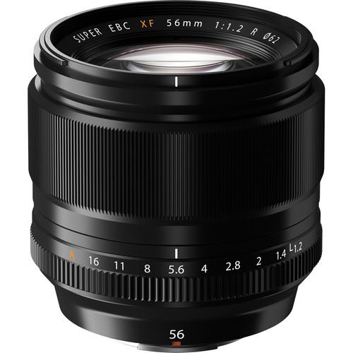 Fujifilm XF 56mm Obiectiv Foto Mirrorless f1.2 R 0