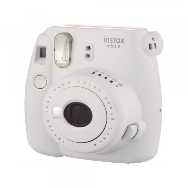Fujifilm Aparat foto instant INSTAX MINI 9 Smokey White 1