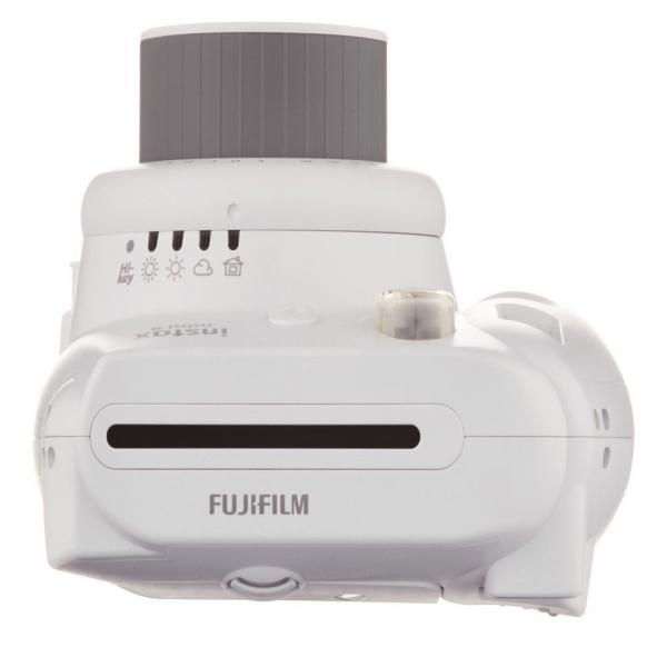 Fujifilm Aparat foto instant INSTAX MINI 9 Smokey White 2
