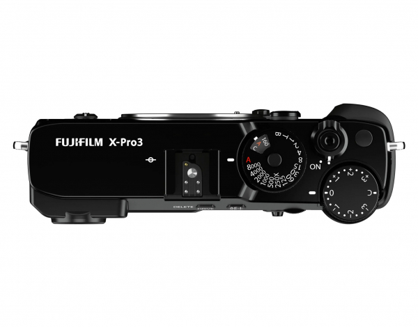 Fujifilm Aparat Foto Mirrorless X-Pro3 26.1MP 3