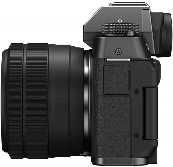 Fujifilm Aparat Foto Mirrorless X-T200 Dark Silver Kit cu obiectiv 15-45mm 6