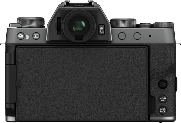Fujifilm Aparat Foto Mirrorless X-T200 Dark Silver Kit cu obiectiv 15-45mm 5