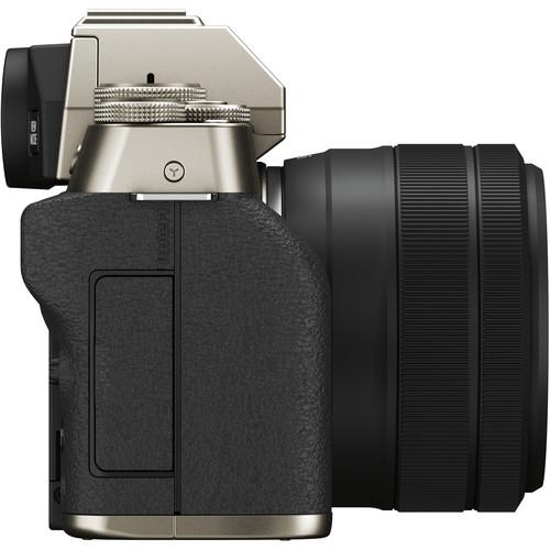 Fujifilm Aparat Foto Mirrorless X-T200 Gold Kit cu obiectiv 15-45mm 7