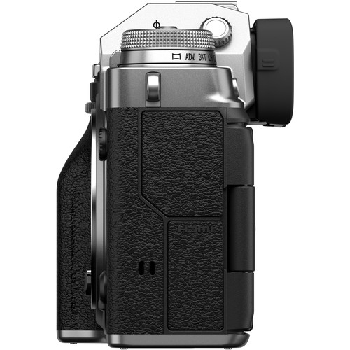 Fujifilm Aparat Foto Mirrorless X-T4 Body Argintiu 6