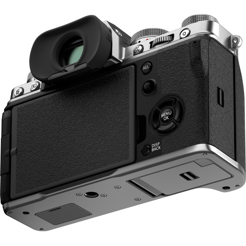 Fujifilm Aparat Foto Mirrorless X-T4 Body Argintiu 5