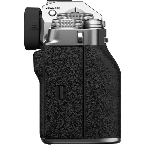 Fujifilm Aparat Foto Mirrorless X-T4 Body Argintiu 7