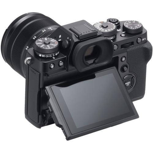 Fujifilm Aparat Foto Mirrorless X-T3 Kit cu Obiectiv Fujinon XF18-55mm f2.8-4 Negru 4