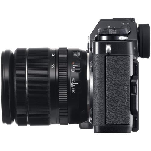 Fujifilm Aparat Foto Mirrorless X-T3 Kit cu Obiectiv Fujinon XF18-55mm f2.8-4 Negru 6